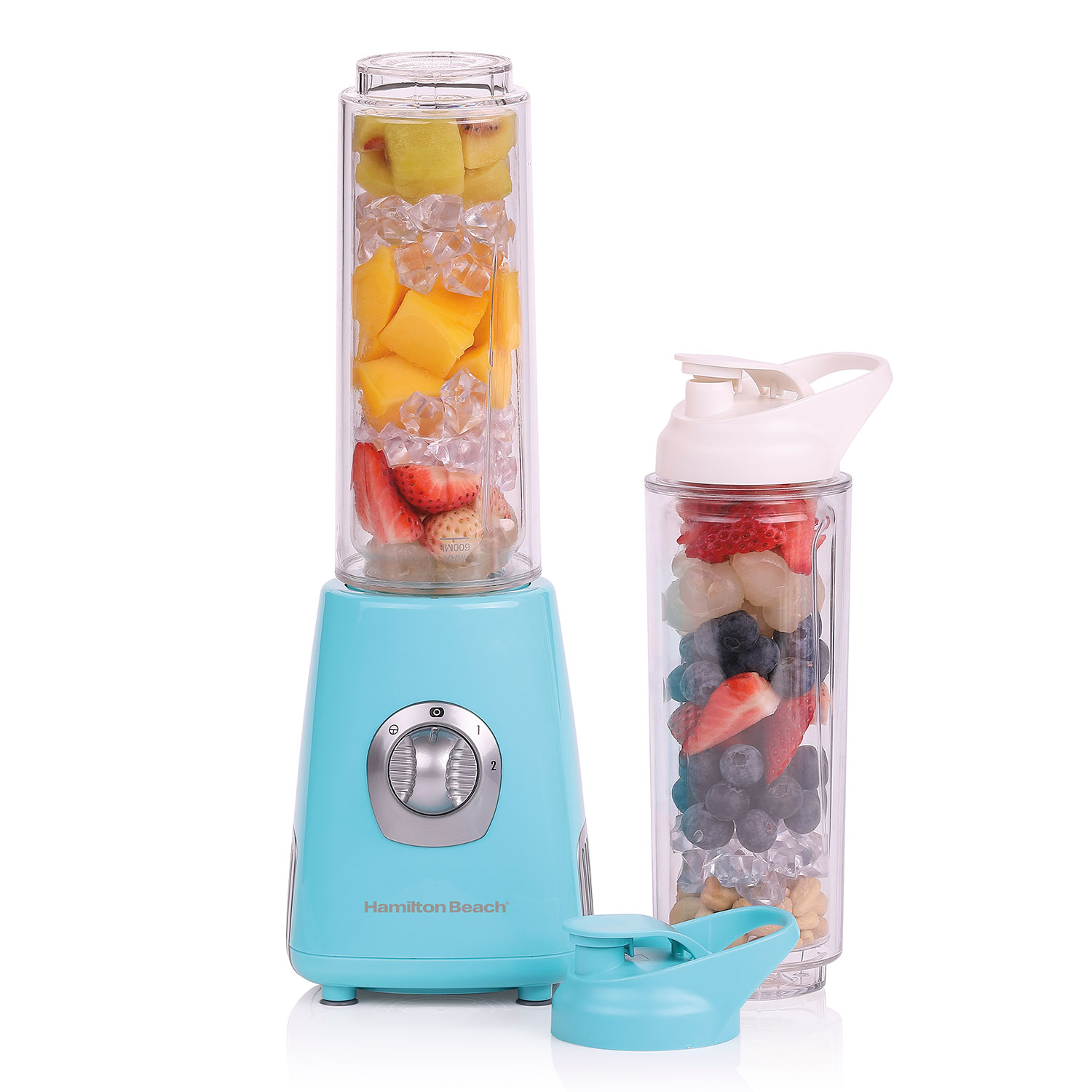 Go Sport™ Blender with Additional Jar (Periwinkle)