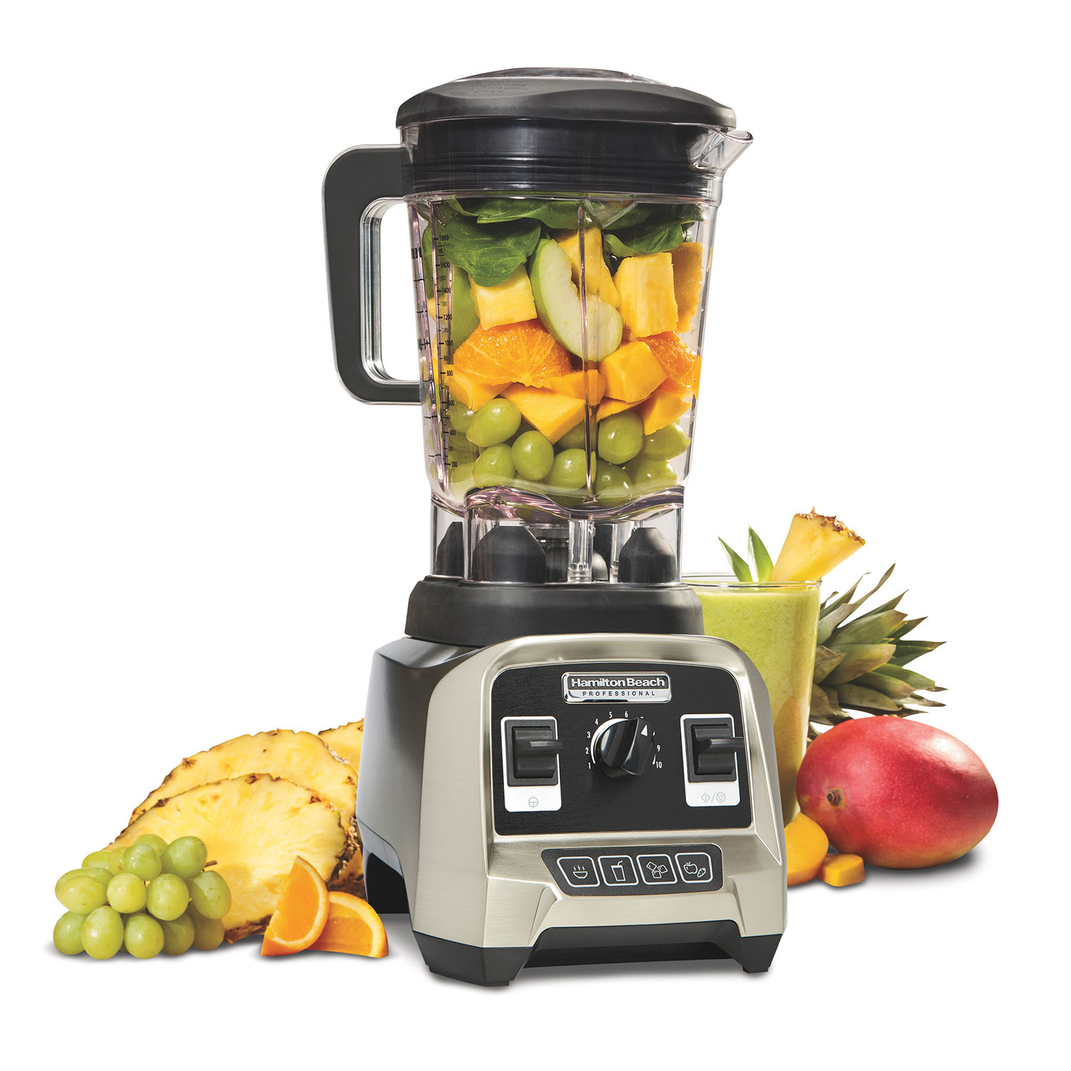 High-Performance Blender (Metallic)