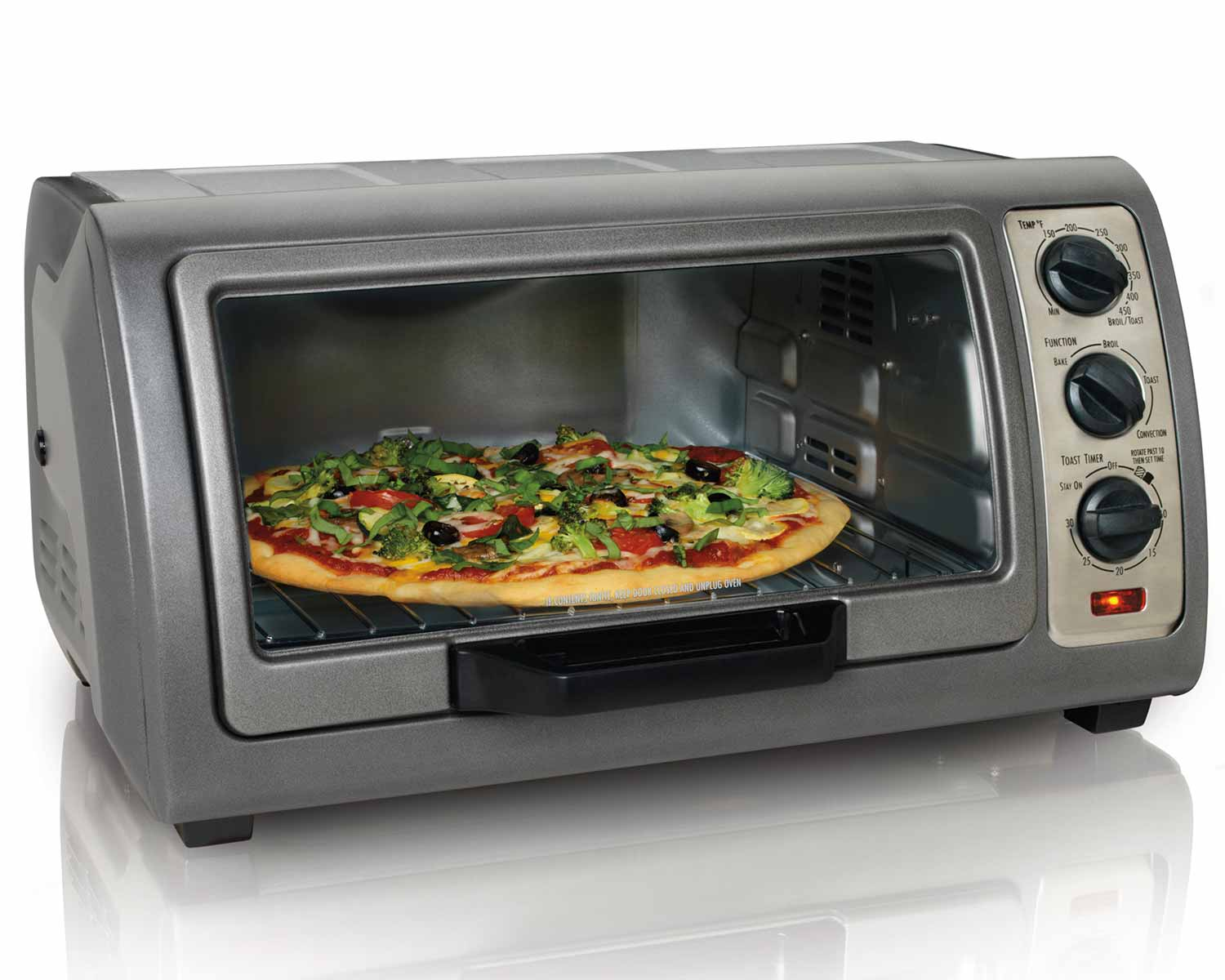 Easy Reach Convection Oven